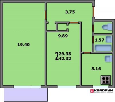Проектирование, дизайн, перепланировка квартир